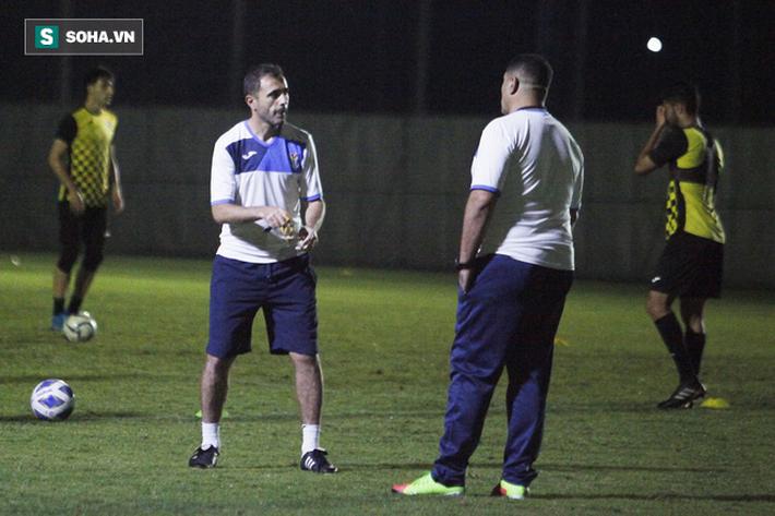 U23 Jordan tập luyện với đồ chơi xịn, hứa hẹn sẽ là đối thủ khó nhằn với U23 Việt Nam - Ảnh 6.