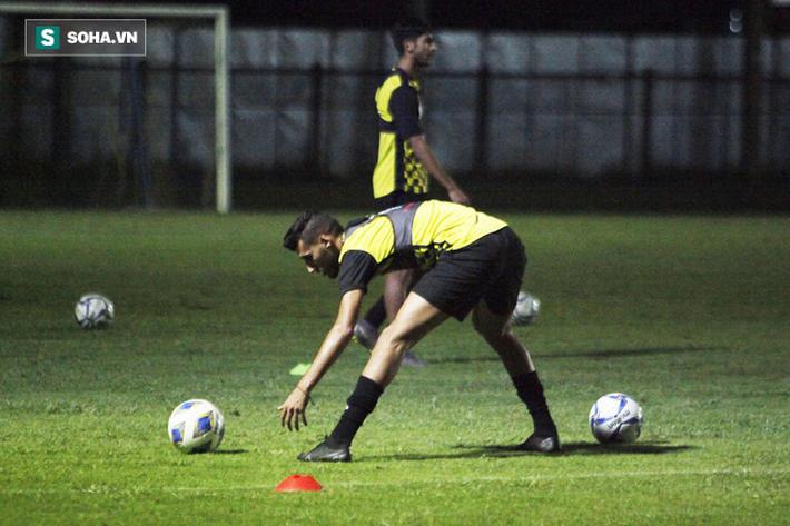 U23 Jordan tập luyện với đồ chơi xịn, hứa hẹn sẽ là đối thủ khó nhằn với U23 Việt Nam - Ảnh 3.