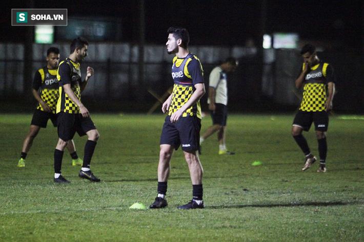 U23 Jordan tập luyện với đồ chơi xịn, hứa hẹn sẽ là đối thủ khó nhằn với U23 Việt Nam - Ảnh 8.