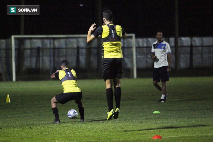 U23 Jordan tập luyện với đồ chơi xịn, hứa hẹn sẽ là đối thủ khó nhằn với U23 Việt Nam - Ảnh 7.
