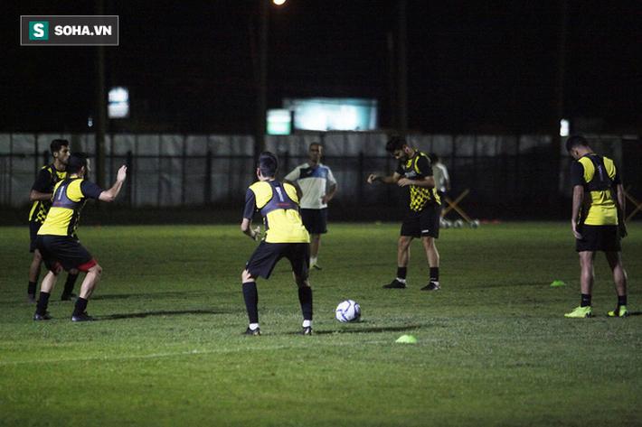 U23 Jordan tập luyện với đồ chơi xịn, hứa hẹn sẽ là đối thủ khó nhằn với U23 Việt Nam - Ảnh 1.