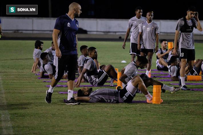 Trưởng đoàn U23 UAE: Gặp U23 Việt Nam không phải trận đấu quan trọng nhất với chúng tôi - Ảnh 2.