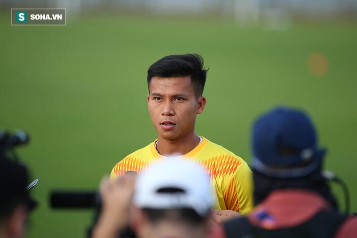 Trung vệ vừa bị thầy Park phạt nội bộ: Đừng coi U23 Việt Nam là ngựa ô nữa - Ảnh 1.