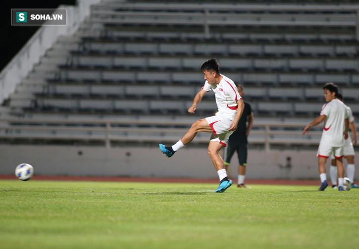 U23 Triều Tiên luyện tập nghiêm khắc, cầu thủ mắc lỗi lập tức phải chịu phạt - Ảnh 8.