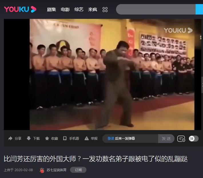 """""""Tuyệt kỹ võ công"""" của Nam Huỳnh Đạo bất ngờ gây sửng sốt cho truyền thông Trung Quốc - Ảnh 2."""