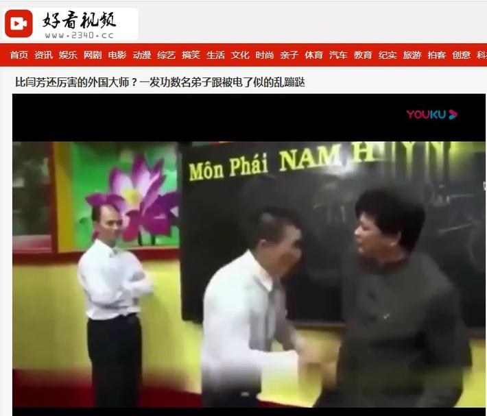 """""""Tuyệt kỹ võ công"""" của Nam Huỳnh Đạo bất ngờ gây sửng sốt cho truyền thông Trung Quốc - Ảnh 3."""