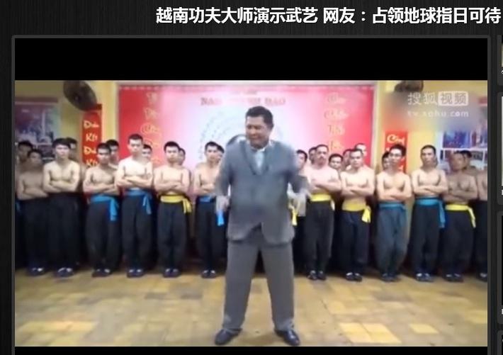 """""""Tuyệt kỹ võ công"""" của Nam Huỳnh Đạo bất ngờ gây sửng sốt cho truyền thông Trung Quốc - Ảnh 4."""
