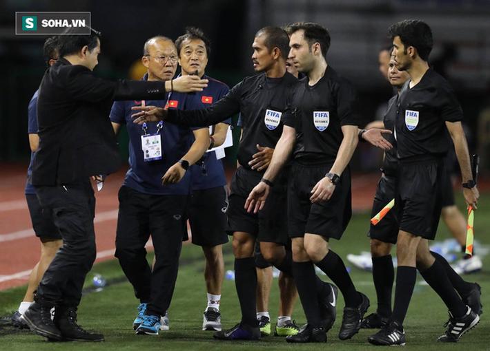CĐV Indonesia phản ứng về việc AFC phạt thầy Park: Cấm ở trận giao hữu thì có ý nghĩa gì - Ảnh 3.