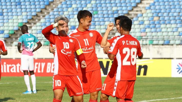 AFC khen Công Phượng hết lời, đánh giá là mũi tấn công nguy hiểm nhất của TP.HCM - Ảnh 1.