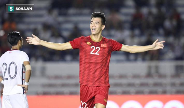 Trang chủ FIFA ca ngợi 2 khoảnh khắc sát thủ của tiền đạo đội tuyển Việt Nam - Ảnh 2.