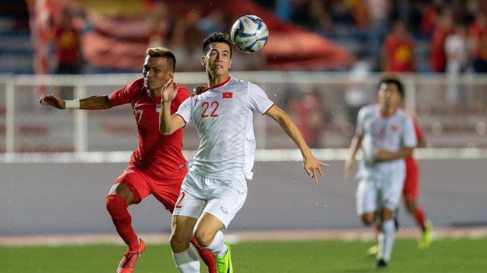Trang chủ FIFA ca ngợi 2 khoảnh khắc sát thủ của tiền đạo đội tuyển Việt Nam - Ảnh 1.