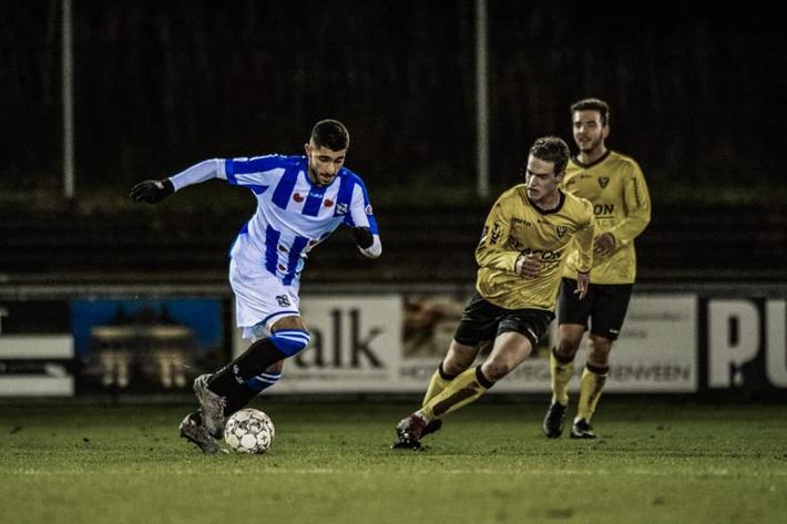 Đoàn Văn Hậu kiến tạo bàn thắng quyết định, Jong Heerenveen tràn trề cơ hội vô địch - Ảnh 1.