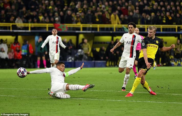Liverpool nếm mùi đau khổ trong trận đấu kỳ lạ; Neymar phải cúi mình trước sát thủ Haaland - Ảnh 4.