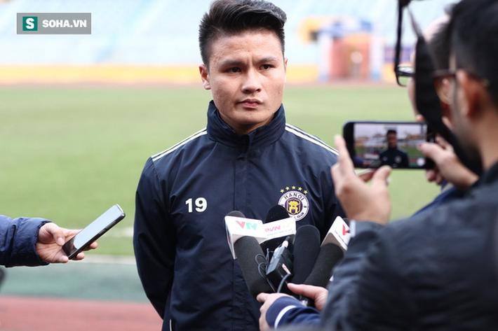 Hay bị bàn tán chuyện riêng tư, Quang Hải lên tiếng: Mong CĐV chỉ nhìn tôi trên sân bóng - Ảnh 2.