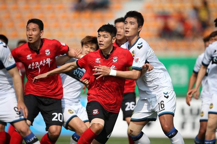 LĐBĐ Hàn Quốc họp khẩn, đưa ra quyết định bất đắc dĩ để cứu K-League giữa dịch Covid-19 - Ảnh 1.