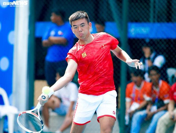Tuyển quần vợt Việt Nam quyết tạo kỳ tích ở Davis Cup - Ảnh 1.