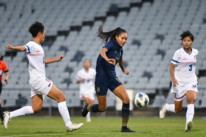 Nhận thêm cú sốc sau thất bại trước Việt Nam, Thái Lan tan mộng giành vé Olympic - Ảnh 2.