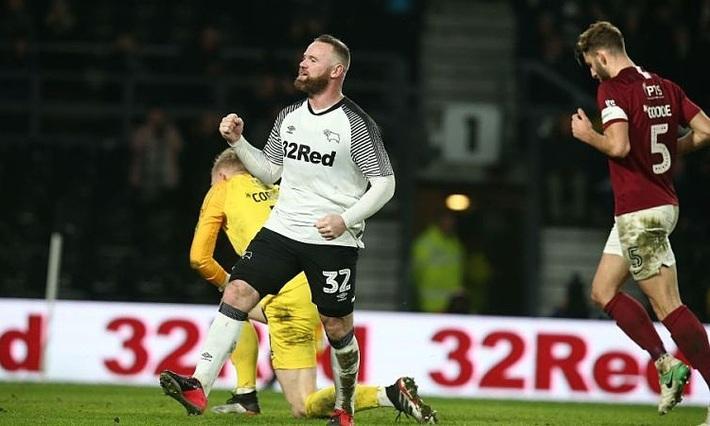 Rực sáng cùng Derby, Rooney sẽ khiến Man United phải trắng tay mùa giải này? - Ảnh 2.