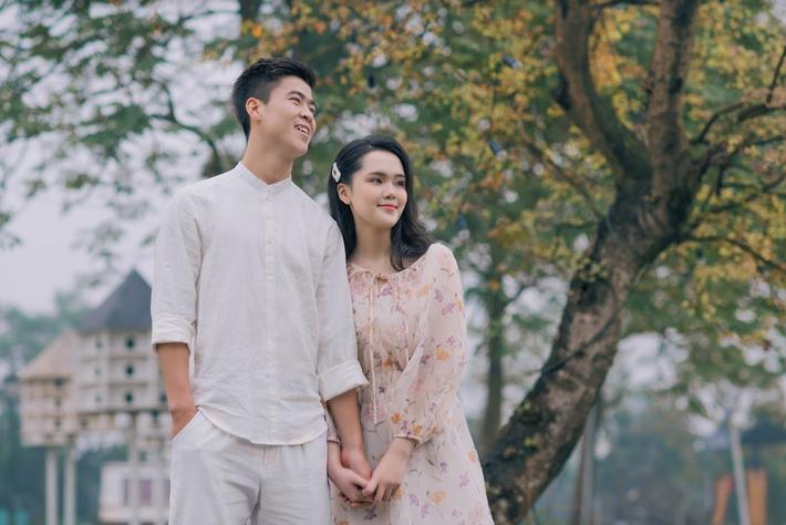 Duy Mạnh tung bộ ảnh cưới mới, lãng mạn, tình tứ bên Quỳnh Anh - Ảnh 8.