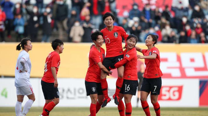 Hàn Quốc có nguy cơ mất đi lợi thế lớn khi tranh vé dự Olympic Tokyo vì dịch Covid-19 - Ảnh 2.