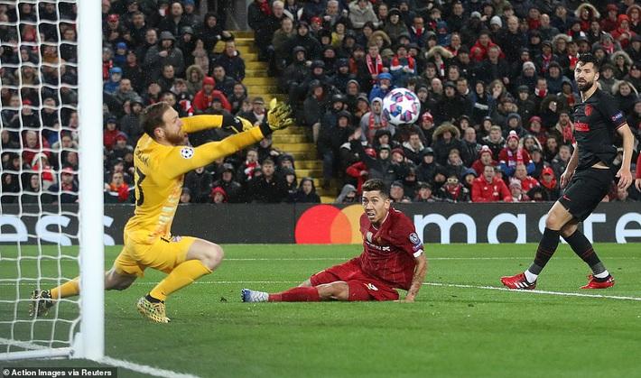Thủ môn phạm sai lầm, Liverpool bị đá văng khỏi Champions League theo kịch bản nghiệt ngã - Ảnh 2.