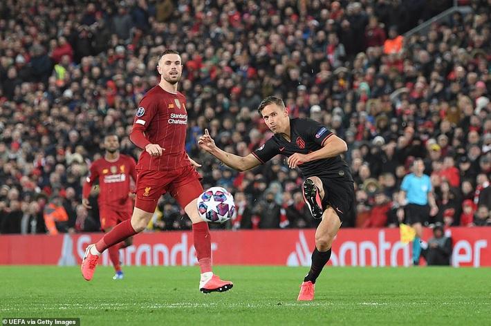 Thủ môn phạm sai lầm, Liverpool bị đá văng khỏi Champions League theo kịch bản nghiệt ngã - Ảnh 4.