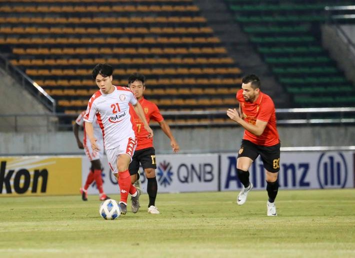Vượt qua trận đấu khô hạn, Công Phượng xếp top đầu trên bảng thống kê giải châu Á - Ảnh 2.