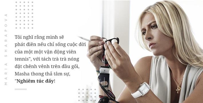 Maria Sharapova: Từ đại dịch toàn cầu đến cô búp bê khóc thầm trên khối tài sản cao như núi - Ảnh 4.