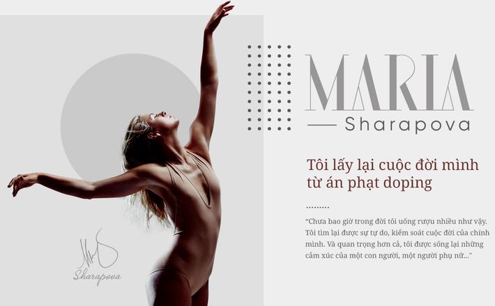Maria Sharapova: Từ đại dịch toàn cầu đến cô búp bê khóc thầm trên khối tài sản cao như núi - Ảnh 2.