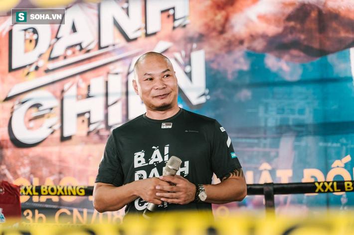 """Võ sĩ Việt: """"Thắng bẩn sau 1 giây như võ sĩ Trung Quốc thì thà không thắng còn hơn"""" - Ảnh 3."""