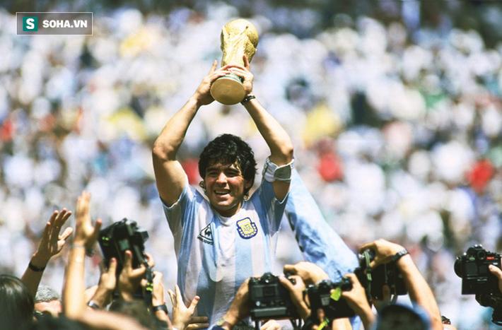 Ông trùm với khối tài sản 50 tỷ USD và màn chơi trội mời Maradona vào tù... đá bóng - Ảnh 1.