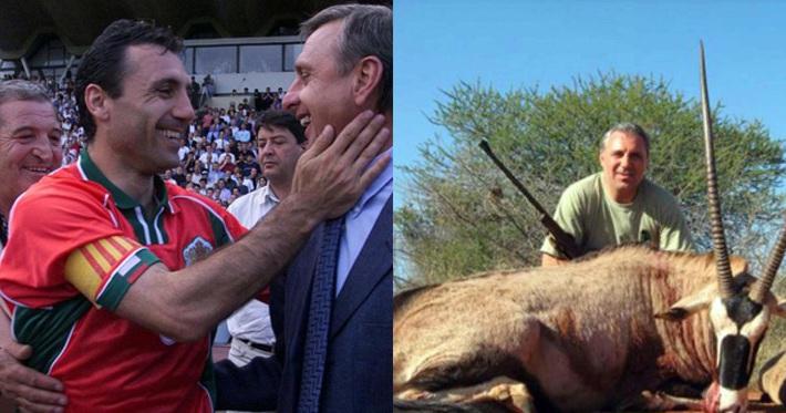 Từ người hùng World Cup đến tay thợ săn thượng thừa hạ gục sói dữ bằng hai khẩu súng vàng - Ảnh 2.