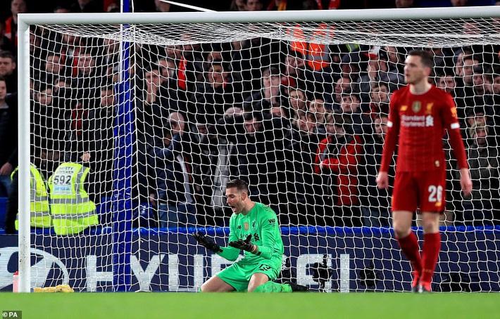 Tiếp tục bại trận sau cú sốc Watford, Liverpool đánh mất danh hiệu thứ hai trong mùa giải - Ảnh 5.