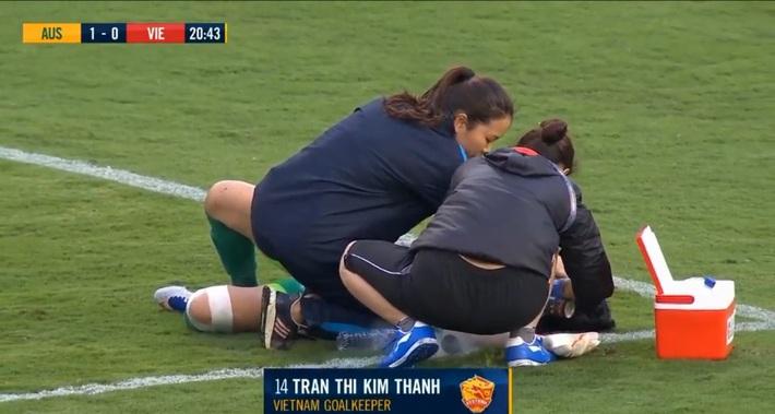 Việt Nam cạn cơ hội dự Olympic sau trận thua tan tác trước đội hạng 7 thế giới - Ảnh 1.