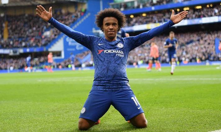 Đá như lên đồng, Chelsea vùi dập Everton - Ảnh 2.