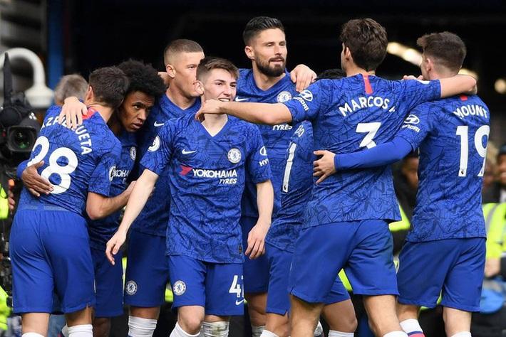 Đá như lên đồng, Chelsea vùi dập Everton - Ảnh 3.