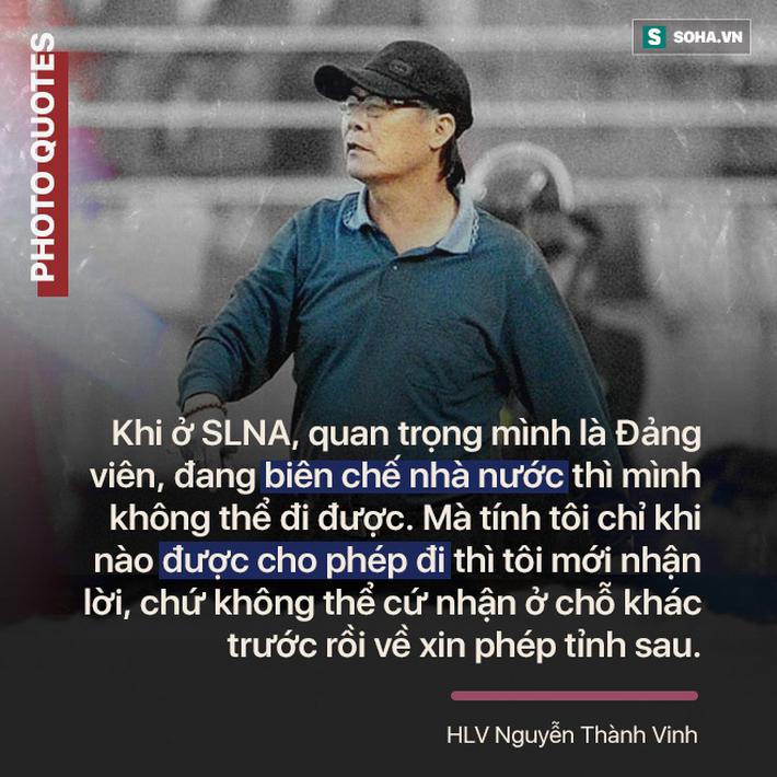 """HLV """"đen"""" nhất bóng đá Việt: Quẻ bói định mệnh và 3 lần đội bị giải thể, 1 lần… xộ khám - Ảnh 9."""