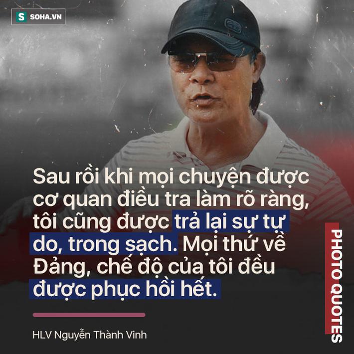 """HLV """"đen"""" nhất bóng đá Việt: Quẻ bói định mệnh và 3 lần đội bị giải thể, 1 lần… xộ khám - Ảnh 11."""