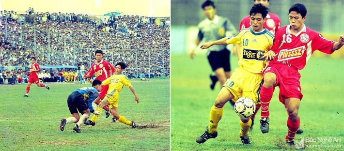 Phạm Văn Quyến và những 'thần đồng' SLNA lên V.League ở tuổi 17-18 - Ảnh 1.