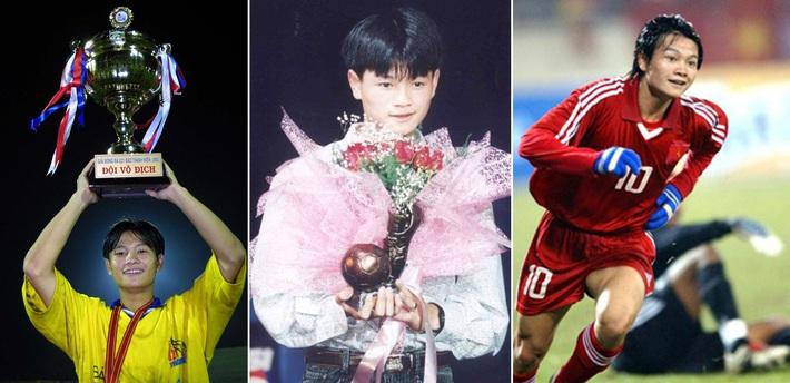 Phạm Văn Quyến và những 'thần đồng' SLNA lên V.League ở tuổi 17-18 - Ảnh 3.