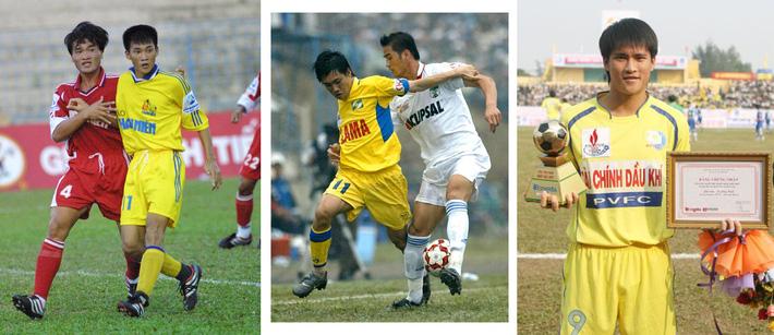 Phạm Văn Quyến và những 'thần đồng' SLNA lên V.League ở tuổi 17-18 - Ảnh 4.