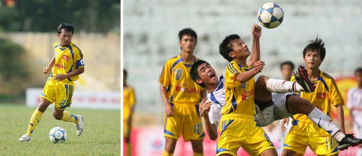 Phạm Văn Quyến và những 'thần đồng' SLNA lên V.League ở tuổi 17-18 - Ảnh 5.