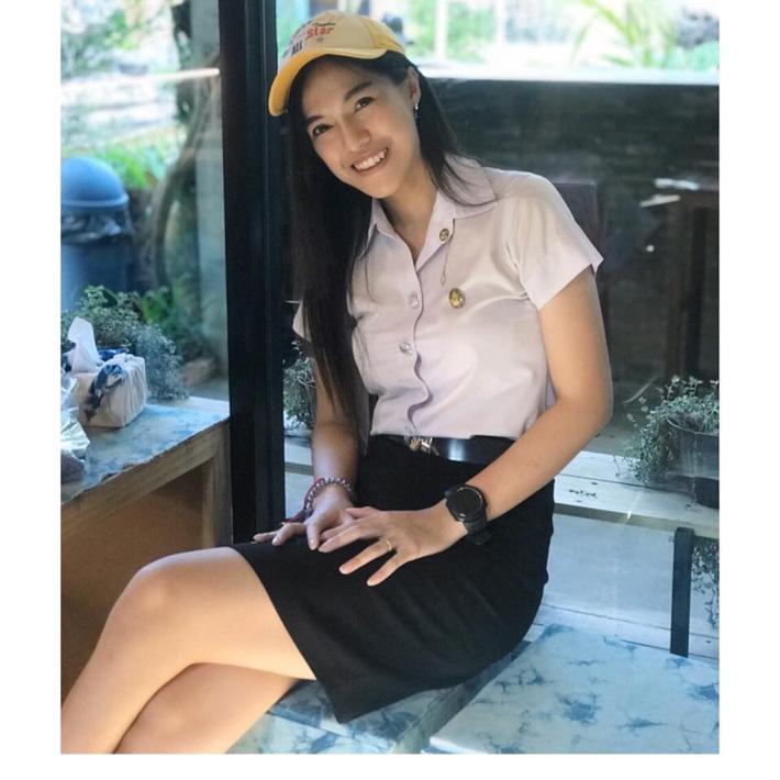 Nữ trọng tài xinh đẹp khiến báo Thái Lan mê mẩn, không ngớt lời ca ngợi - Ảnh 12.