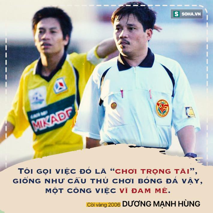 Trận đòn hụt ở Gia Lai và góc khuất về vị trọng tài đạn bắn không thủng nổi tiếng V.League - Ảnh 5.