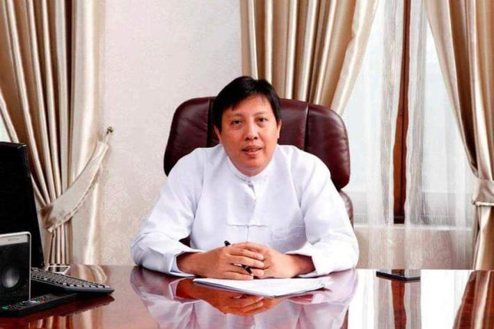 Chủ tịch LĐBĐ Myanmar ủng hộ 1 triệu USD chống Covid-19 - Ảnh 1.