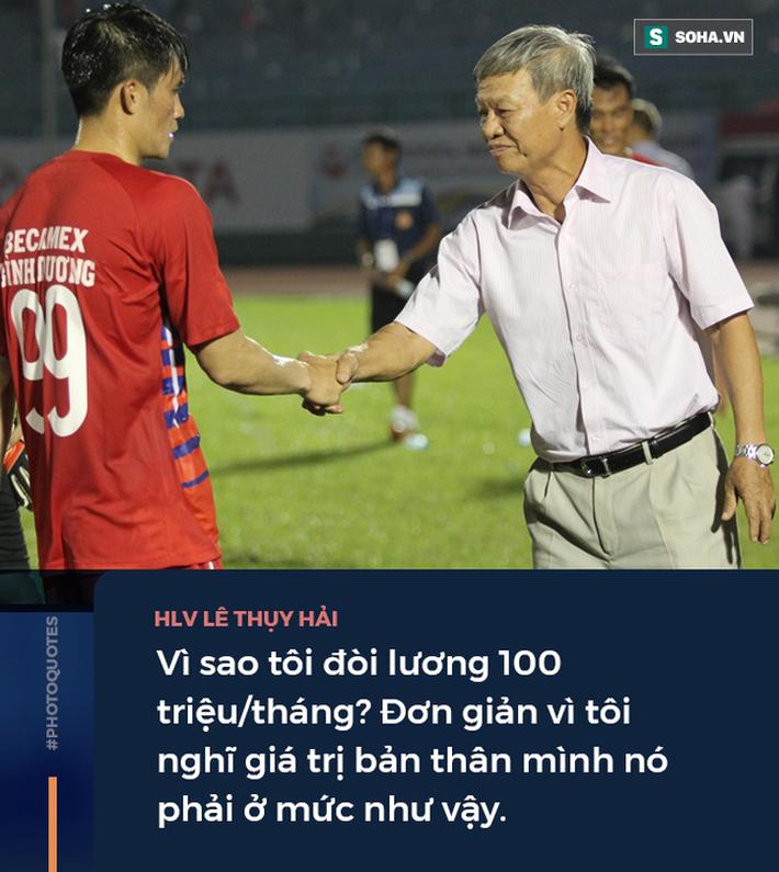 Màn kì kèo từng triệu của bầu Kiên & mức lương gây chấn động V.League của vị HLV dị biệt - Ảnh 9.
