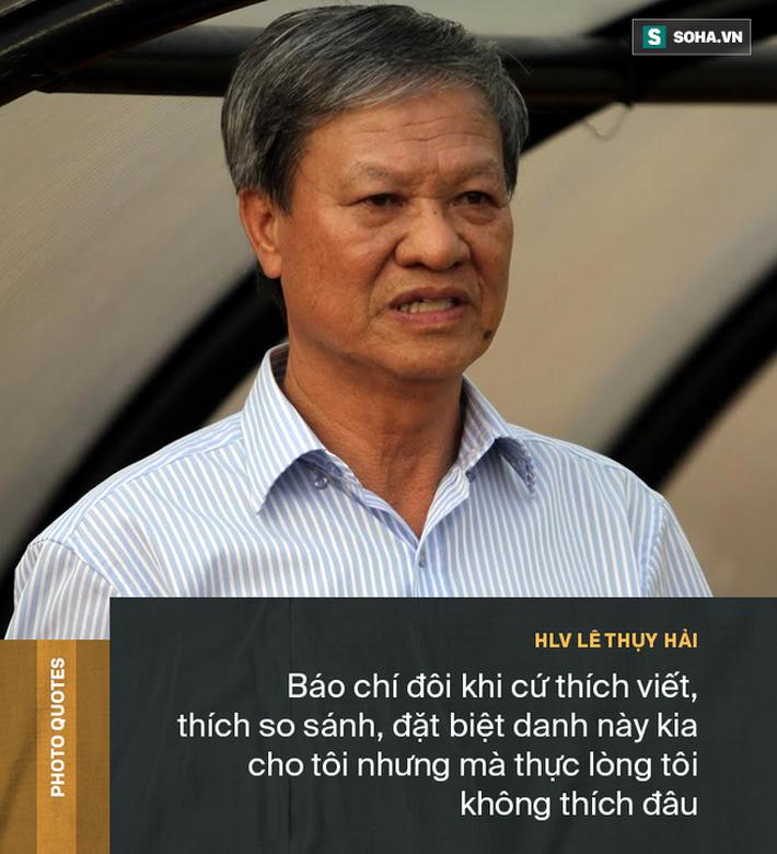 Màn mặc cả lịch sử và cơn bạo bệnh ở hiệp thứ 14 của vị HLV dị nhất Việt Nam - Ảnh 5.