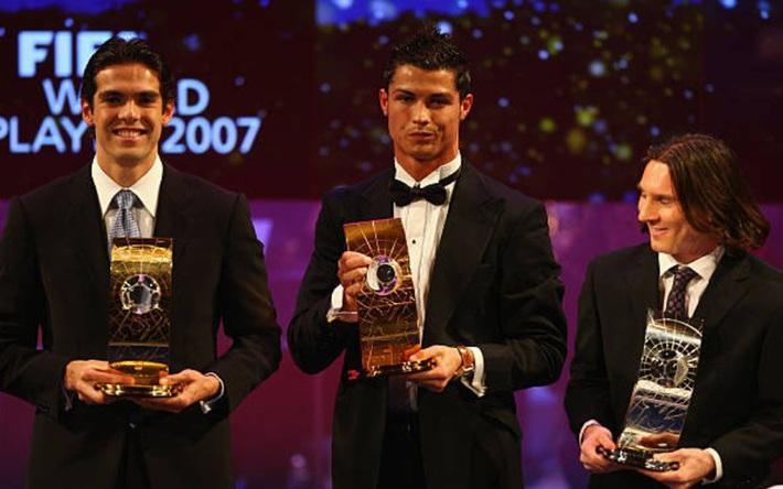 Kaka trả lời khôn khéo khi được hỏi về Messi và Ronaldo - Ảnh 1.