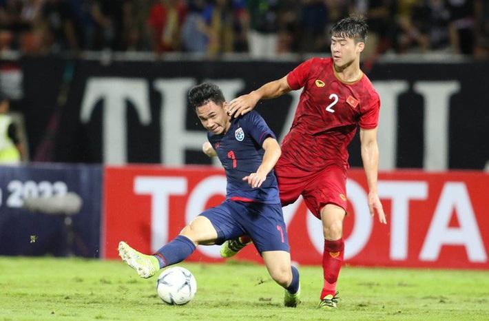 Tuyển Việt Nam nuôi mộng World Cup, còn người Thái Lan làm lại từ AFF Cup - Ảnh 1.