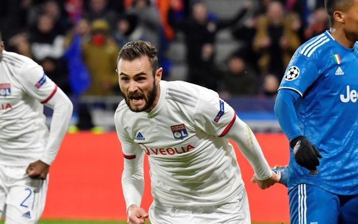 Sếp lớn tiết lộ lịch thi đấu trận Juventus - Lyon ở Champions League - Ảnh 1.